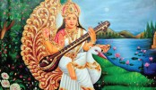 Saraswati, Goddess of  learning (part-3)