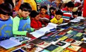 Visitors throng Ekushey book fair