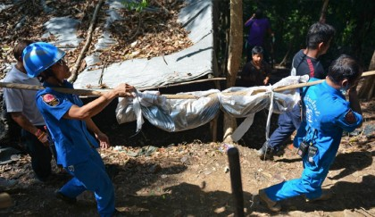 More Rohingya mass graves uncovered