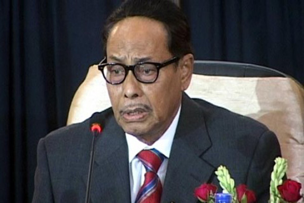 No trust in caretaker government, says Ershad