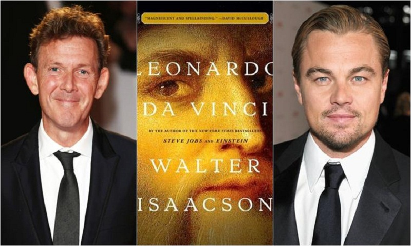 John Logan to script Leonardo DiCaprio's Leonardo da Vinci biopic