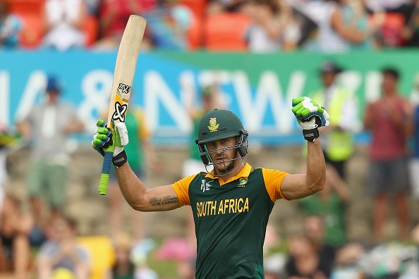 Du Plessis ruled out of India ODIs, T20Is with finger injury
