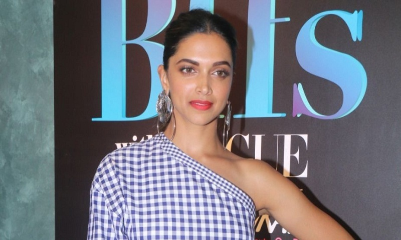'Padmaavat' is a celebration of womanhood for me: Deepika