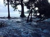 Low-lying Marshall Islands brace for tidal floods