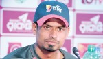 Taijul optimistic about saving Chittagong Test