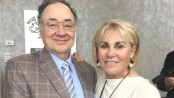 The mystery of the strangled billionaire Sherman couple