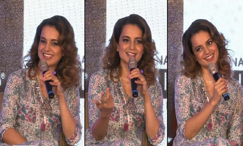 Kangana Ranaut reveals her marriage plans at a fashion event