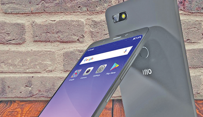 Symphony launches 'i110' smartphone