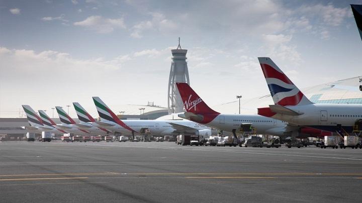 Dubai airport retains top international spot in 2017