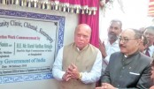 Construction  of India-funded  clinic begins in Sunamganj