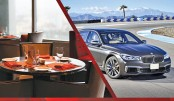 For A Memorable Valentine Rendezvous With 'Le Méridien Dhaka & BMW'