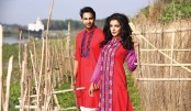 Rang Bangladesh Brings Valentine's Collections