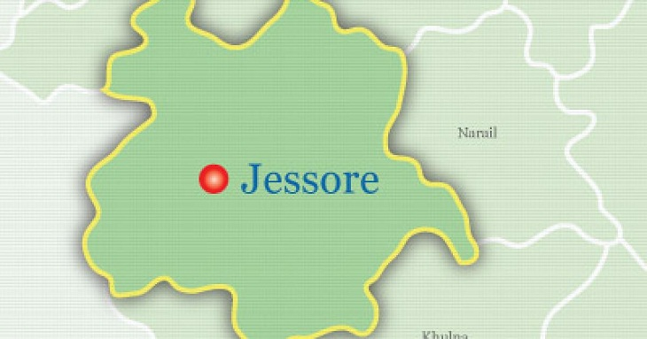 Two killed in Jessore road accident