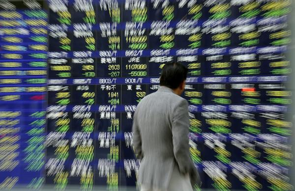 US stock plunge sparks global sell-off