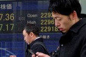 Asia markets join global stock plunge