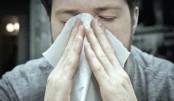 Stifling of sneeze is dangerous
