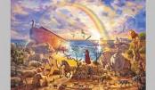 Did Noah use cellphone?