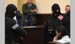Paris attacks suspect refuses to answer questions at trial