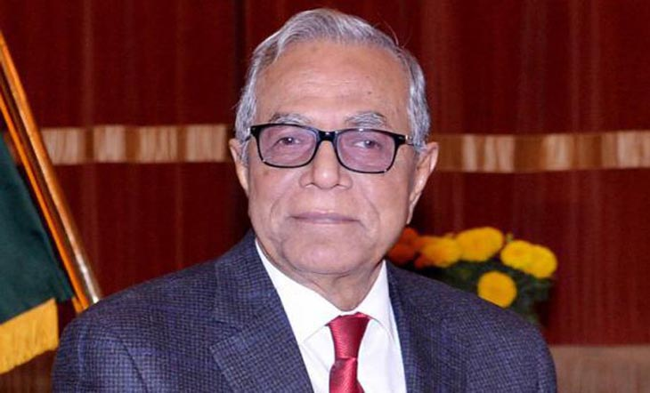 Presidential election: Abdul Hamid elected for a second straight term