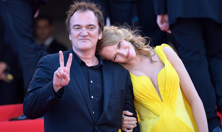 US director Tarantino 'regrets' car-driving scene that left Uma Thurman hurt