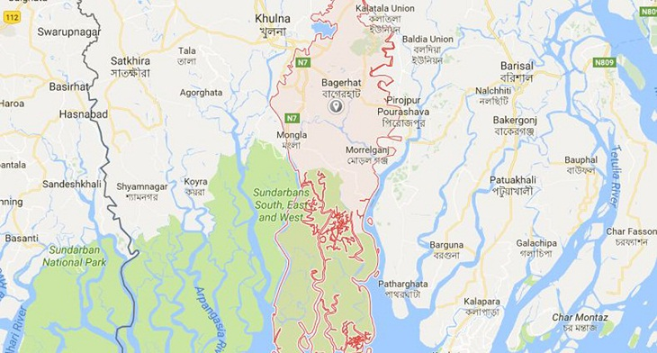 Two laborers killed in Bagerhat road accident