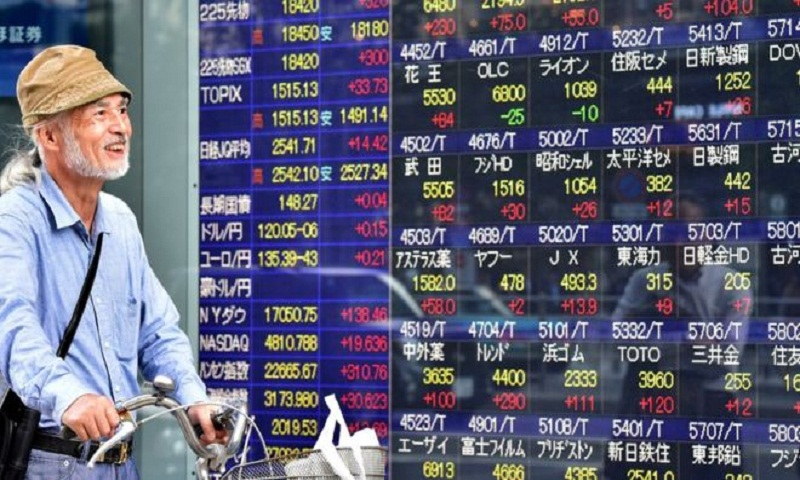 Asia markets follow Wall Street higher