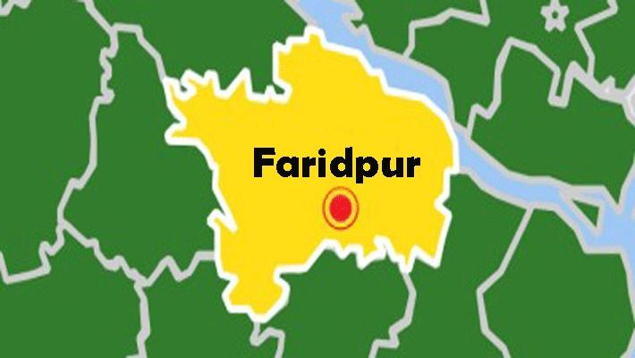 Bus-human hauler collision kills 5 in Faridpur
