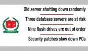 EC server vulnerable, NID service at risk