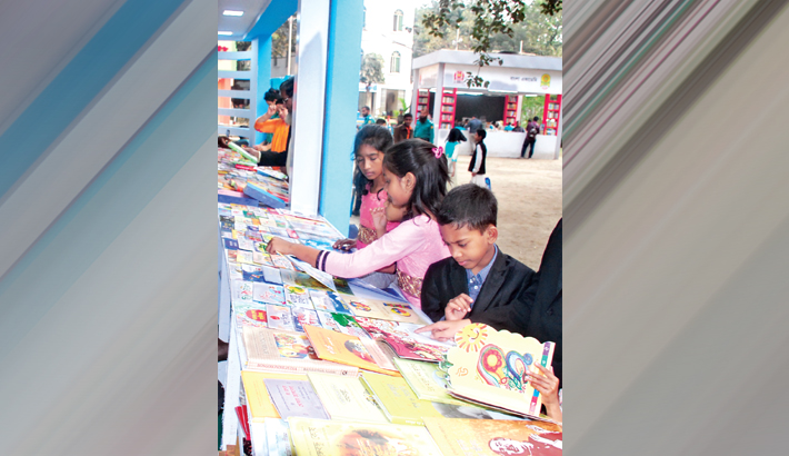 Amar Ekushey Book Fair Through History's Lens