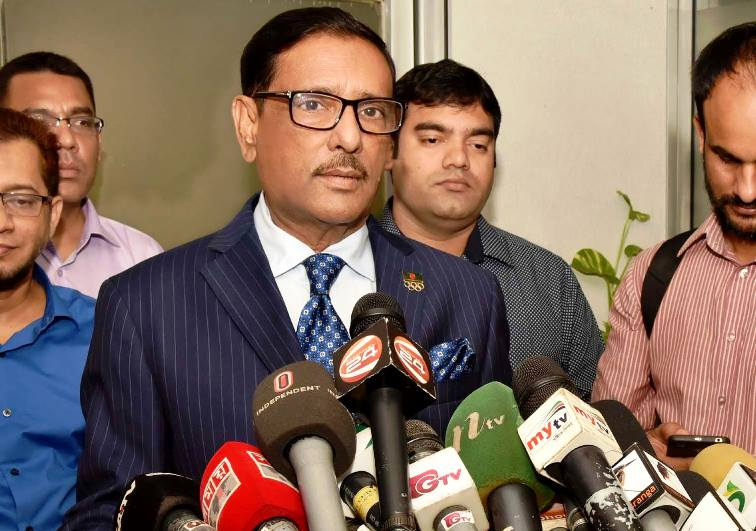 Khaleda's conviction to deepen BNP's crisis, not the country's: Quader