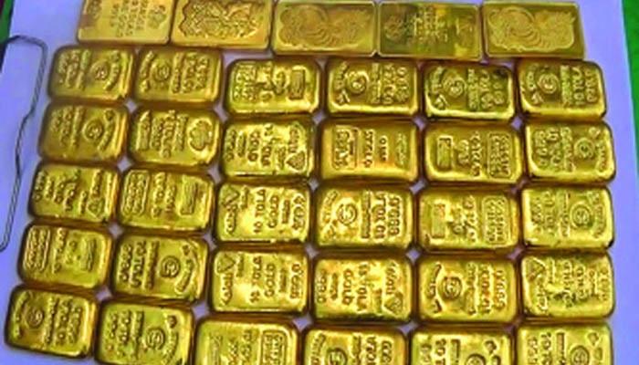 2 held with 31 gold bars at Dhaka airport