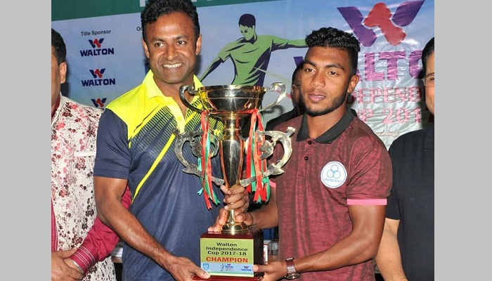 Ctg Abahani, Arambagh to play Independence Cup final Saturday