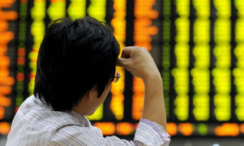 Asia stock markets drop sharply after US falls