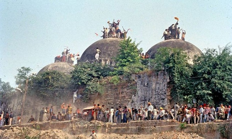 Indian SC to treat Ram Mandir-Babri Masjid row as land dispute