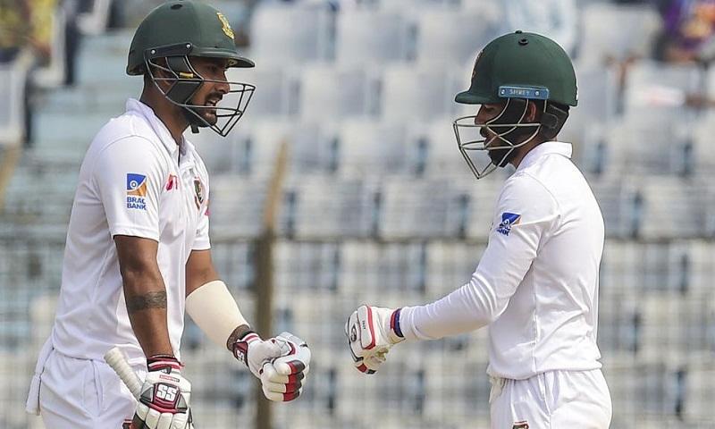 Bangladesh vs Sri Lanka 2nd Test Day 2: Sri Lanka bowl out Bangladesh for 110