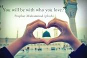 Love for Prophet (pbuh)