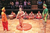 Chitrangada to be staged in Narayanganj today