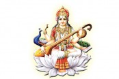 Saraswati, Goddess of learning (concluding part)
