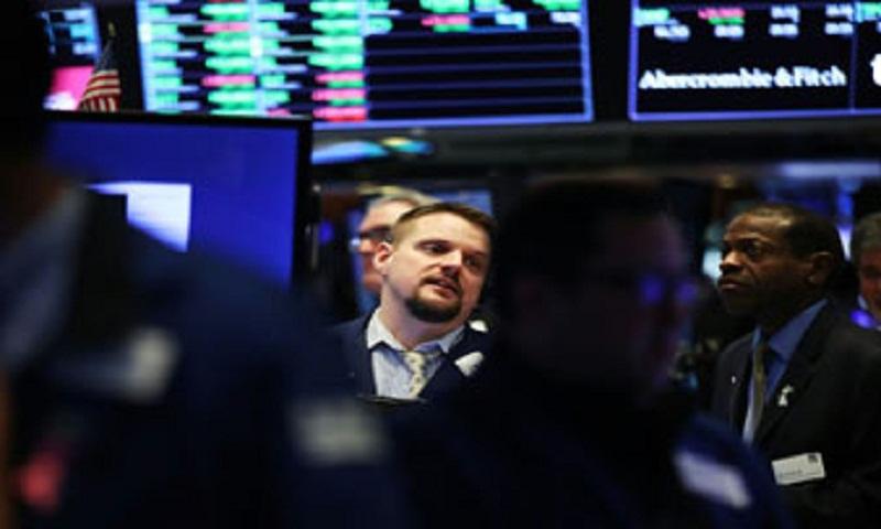 US stocks end brutal week on benign note; European, Asian stocks dive