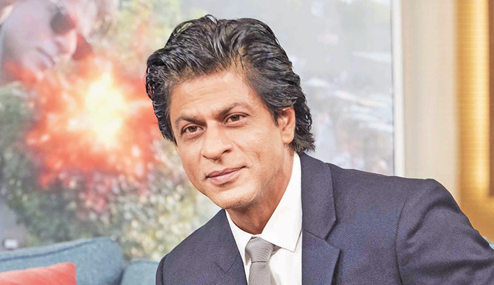 I don't go searching for a film: Shah Rukh