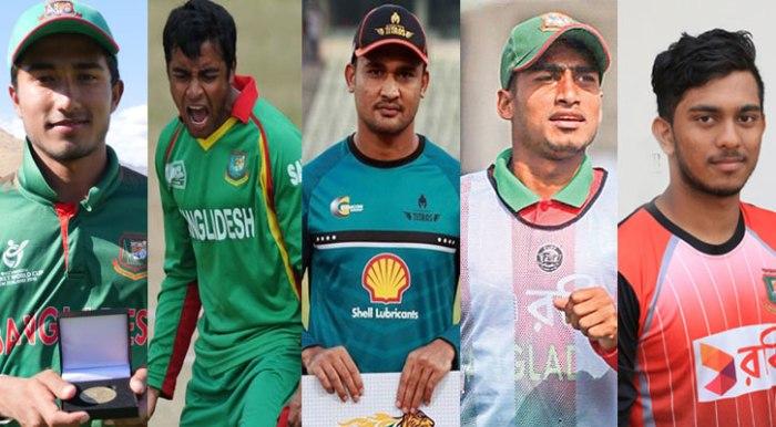 Fives new faces in Bangladesh squad for1st T20I against Sri Lanka