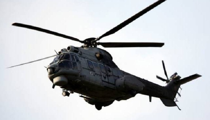 Turkish military helicopter downed in southern Turkey