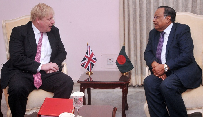 UK hints withdrawal of air cargo ban on Dhaka-London route