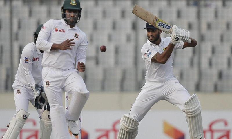 Bangladesh vs Sri Lanka, 2nd Test Day 3: Bangladesh score 65/3 in 15 overs