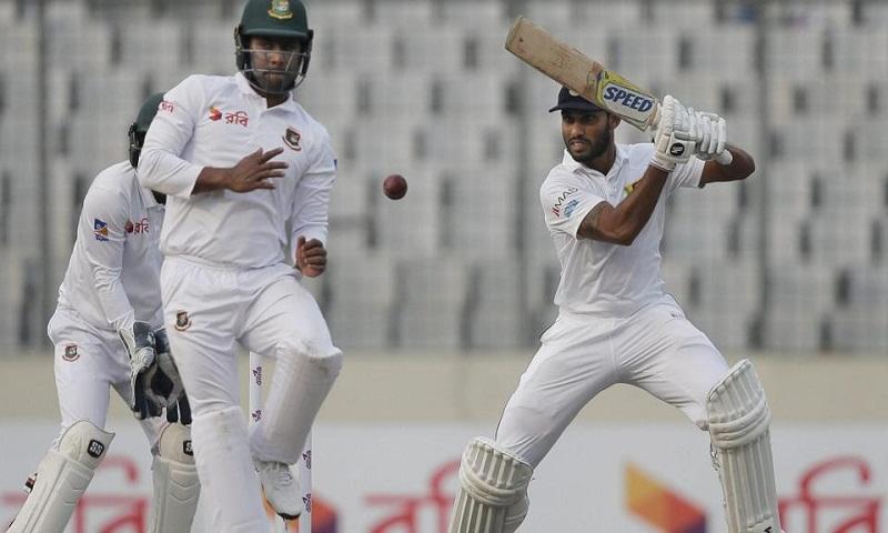 Bangladesh vs Sri Lanka, 2nd Test Day 3: Bangladesh score 65/3 in 15 overs