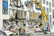 Death toll rises to 12 in Taiwan quake