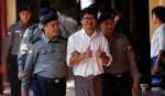 Myanmar held 2 journos for probing Rohingya massacre: Reuters