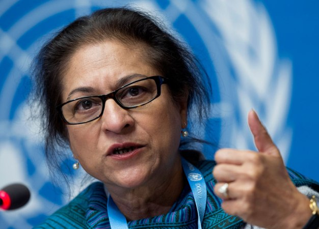 Pakistan rights activist Asma Jahangir dies
