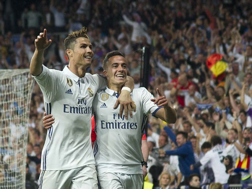 Ronaldo hat-trick as Madrid warm up for PSG with big win
