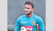 Shakib is back